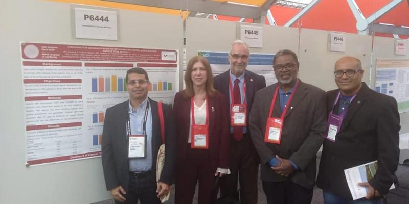 Congresso Europeu de Cardiologia 2019