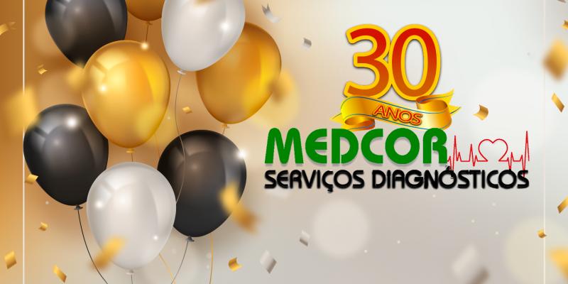 MEDCOR 30 ANOS