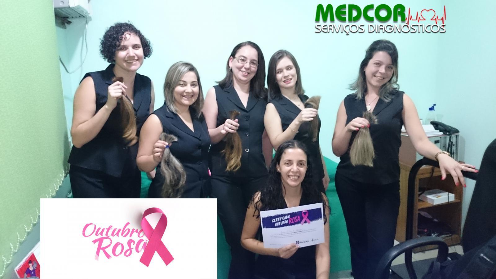 Dia 19 de Outubro foi comemorado dia Mundial de Combate ao câncer de mama