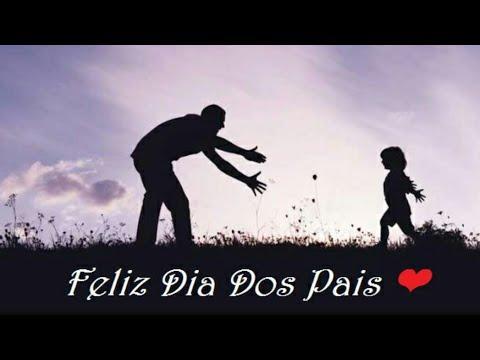 Ser pai não é gerar uma vida, é proteger, cuidar e amar. Feliz Dia dos Pais!