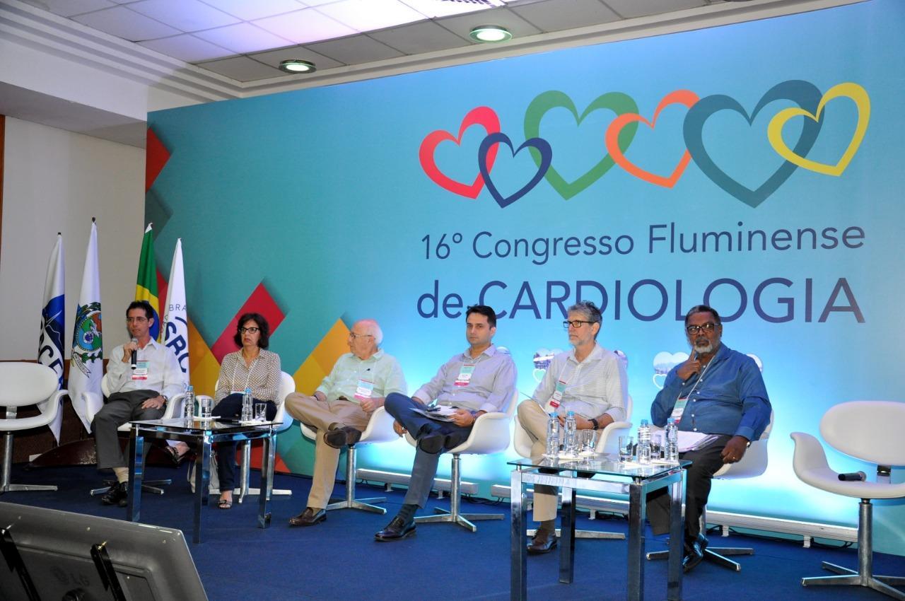 16º Congresso Fluminense de Cardiologia da SOCERJ