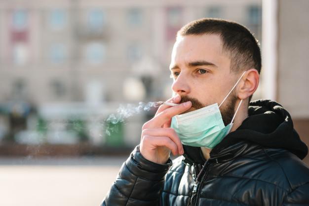 Tabagismo mediante a pandemia COVID-19 e seu impacto nas cardiopatias